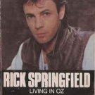 Living in Oz Rick Springfield  Cassette