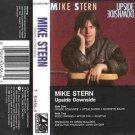Upside Downside Mike Stern Cassette