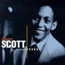 Lost and Found  by Jimmy Scott cassette
