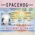 Resident Alien Spacehog Cassette