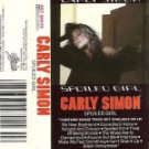 Spoiled Girl Carly Simon  Cassette