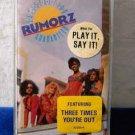 Satisfaction Guaranteed Rumorz  Cassette