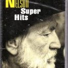 Super Hits Willie Nelson  Cassette