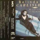 Heaven on Earth Belinda Carlisle Cassette