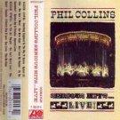 Serious Hits Live Phil Collins  Cassette