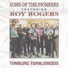 Tumbling Tumbleweed Sons Of The Pioneers  Cassette