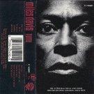 Tutu Miles Davis  Cassette