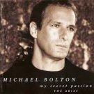 My Secret Passion Michael Bolton  Cassette