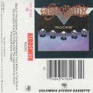 Rocks  by Aerosmith cassette