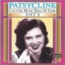 Country Music Hall of Fame 1973  by Patsy Cline cassette