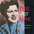 Sings Songs of Love  by Patsy Cline cassette