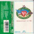 Greatest Hits Bellamy Brothers Cassette