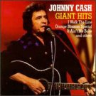 Giant Hits  by Johnny Cash