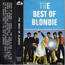 The Best Of Blondie cassette