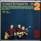 The Best Of The Kingston Trio Vol. 2 cassette