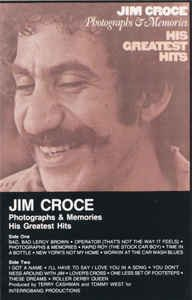 Jim Croce by Photographs & Memories: His Greatest Hits