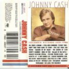 Johnny Cash by Columbia Records 1958-1986