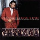 Love Is Live  by Hezekiah Walker,Lft Church Choir