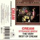 Strange Brew  The Very Best Of Cream