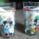 Gibson Everday Disney Mickey & Minnie Mouse Birthday Party 16 oz Glass