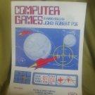 Computer Games John Robert Poe Later Elementary Level Sheet music