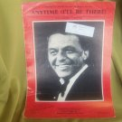 FRANK SINATRA Sheet Music ANYTIME (I'LL BE THERE)