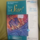 All-Time Favorites sheet music - sheet music You're The Star!
