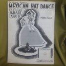 mexican hat dance sheet music
