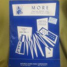 More : (theme from Mondo Cane) : piano solo