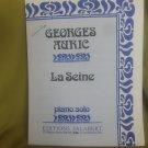 La Seine sheet music