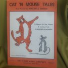 Cat ' N Mouse Tales Sheet Music. Composed by Minuetta Kessler