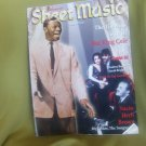 Sheet Music Magazine, July/August 1998 (Vol. 22 no. 4) ~ Nat King Cole