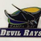 Vintage Tampa Bay Devil Rays Baseball Lapel/hat Pin By Peter David