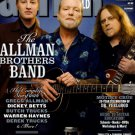 GUITAR WORLD July 2009 THE ALLMAN BROTHERS MOTLEY CRUE