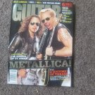 August 2003 GUITAR WORLD Magazine Vol 23 No 8 METALLICA