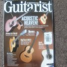 Guitarist Magazine, The Guitar Buyer's Bible Issue 226 Aug 2002 Accoustic Heaven