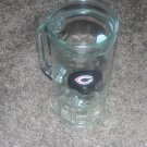 Chicago Bears Fisher Nuts Glass Beer Mug