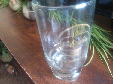 Schaefer, America's Oldest Lager Beer, vintage Glass