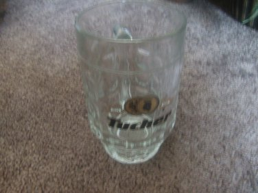 Tucher German Beer Glass Mug cup tall