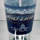 "BEER GLASS ""BUD LIGHT TAHOE"" LAKE TAHOE, CA."