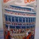 Kentucky Derby Official 1979 Derby Glass -- Churchill Downs