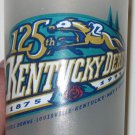Kentucky Derby 125th Horse Racing Churchill Downs Glass Tumblers