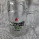 Large Heavy Heineken Holland Beer Mug Stein