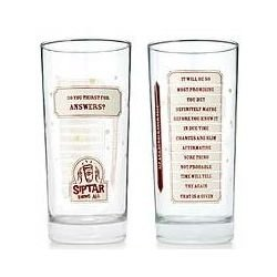 Siptar Fortune Telling Drinking Glass