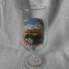 Vintage Salzburg Souvenir Beer Glass