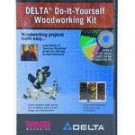 Delta Do-It-Yourself Woodworking CD-ROM Kit