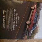 1989 Pontiac 6000 LE Automobile Car Vintage Ad