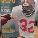 1978 SPORT magazine OJ SIMPSON San Francisco 49ers