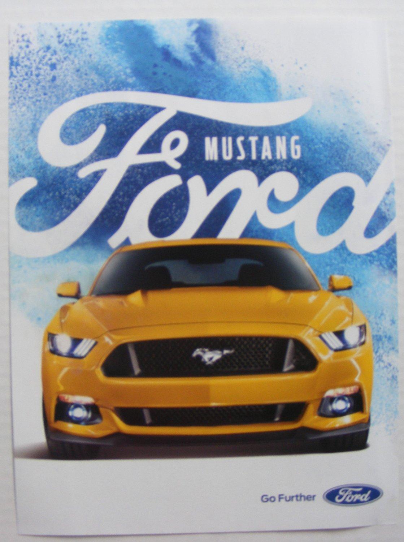 Ford Mustang  Original Print Advertisement