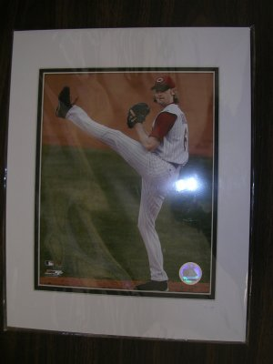 Bronson Arroyo Cincinnati Reds 8 X 10 Photo New